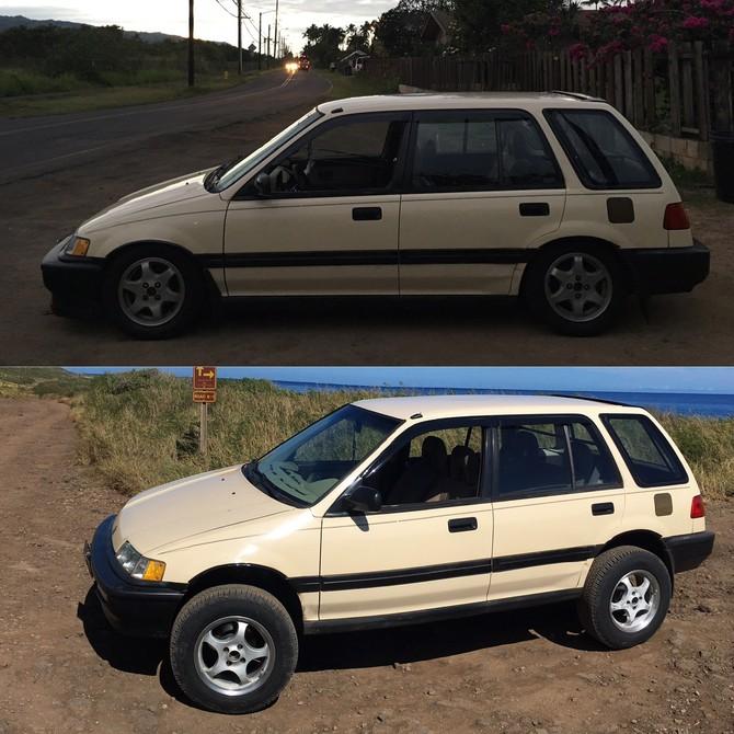 CivicWagon2wd's 1989 Honda Civic Wagon