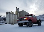 Clifford's 1987 Ford F150 4wd Pick-up