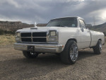 Clyde's 1989 Dodge D150 Pick-up