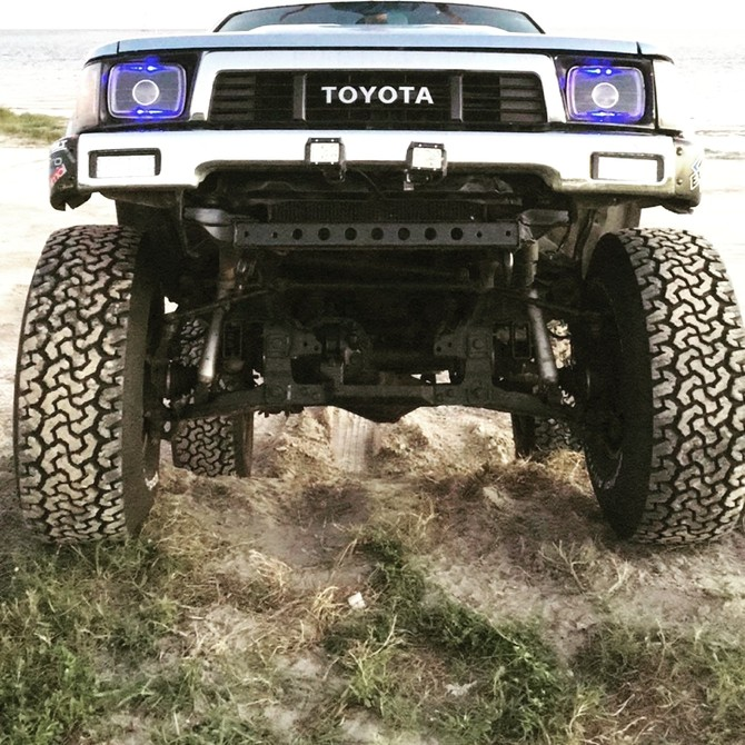 Cole1's 1990 Toyota Pick-up 4Wd