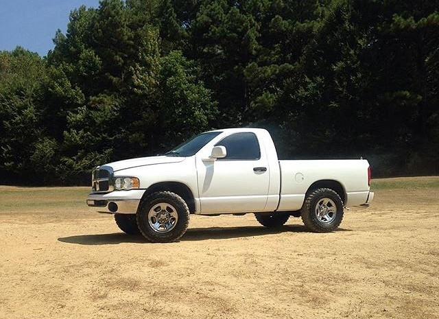 Countryboyty S 2003 Dodge Ram 1500 Reg Cab 2wd