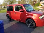 Cubester's 2010 Nissan Cube 1.8