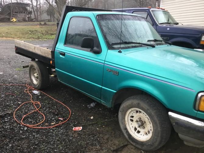 Dangerranger S 1994 Ford Ranger 2wd