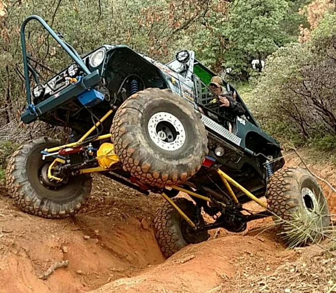 Danzilla's 1998 Jeep Wrangler Sport
