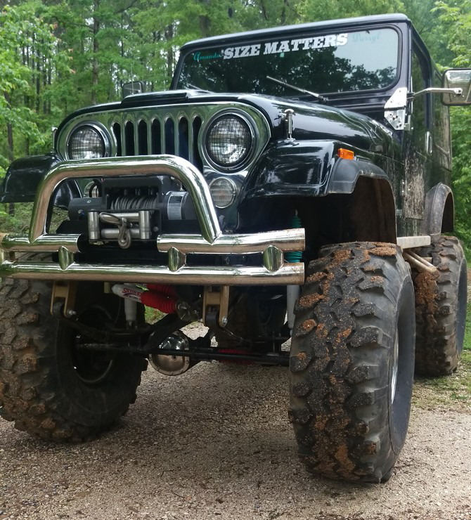 Darryl S 1985 Jeep Cj 7 Base Model