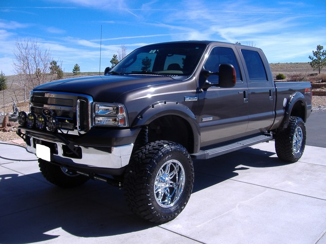 dave 39 s 2007 ford f250 super crew 4wd. Black Bedroom Furniture Sets. Home Design Ideas