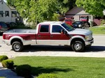 Daves's 2008 Ford F350 FX4 Crew Cab 4x4 Dually