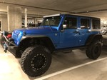 Decepticon's 2015 Jeep Wrangler Unlimited Sport