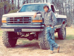 Digger's 1992 Ford F150 4wd Pick-up