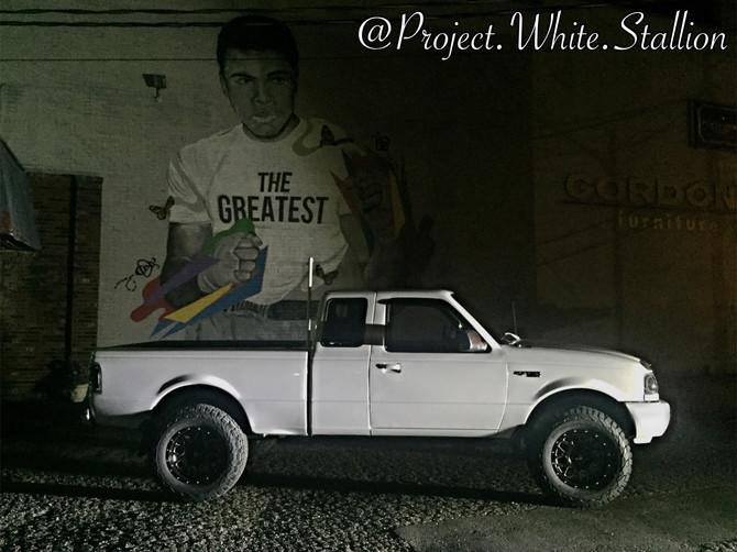 Dillon S 1998 Ford Ranger Super Cab 2wd