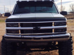 Dominator's 1995 Chevrolet K1500 4wd Pick-up