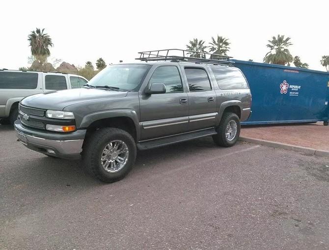 Domonick S 2002 Chevrolet Suburban 2500 2wd