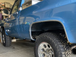 Dorey's 1975 Gmc High Sierra K15