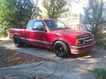 Draggie's 1997 Chevrolet S10 2wd Extra Cab