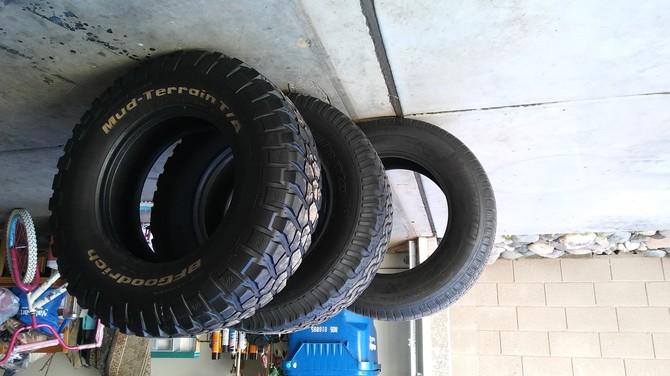 Tire Size Meaning >> Durango_D's 2005 Dodge Durango SLT V8 4wd