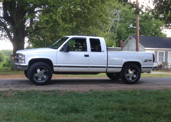 Dylans94 S 1997 Chevrolet K1500 Z71 Pick Up
