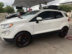 Edwin's 2018 Ford Ecosport SE