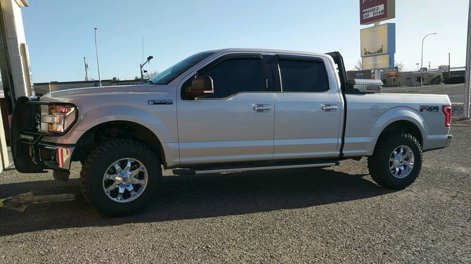 ElSafety262's 2016 Ford F150 4wd SuperCrew