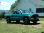 EmeraldPearl's 1997 Dodge Ram 1500 4wd