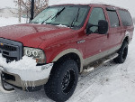 Excursion's 2000 Ford Excursion 4wd