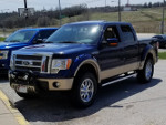 F150bigblue's 2012 Ford F150 Lariat 4wd Super Cab