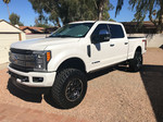F350Platinum's 2017 Ford F350 4wd Single Rear Wheel Crew Cab