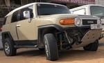 FJCruser66's 2014 Toyota FJ Cruiser Base Model