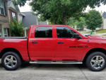 FlameRed1500's 2012 Ram 1500 Express
