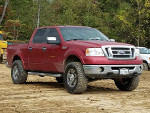 FordSurvey-Rig's 2008 Ford F150 Lariat Super Cab 4wd