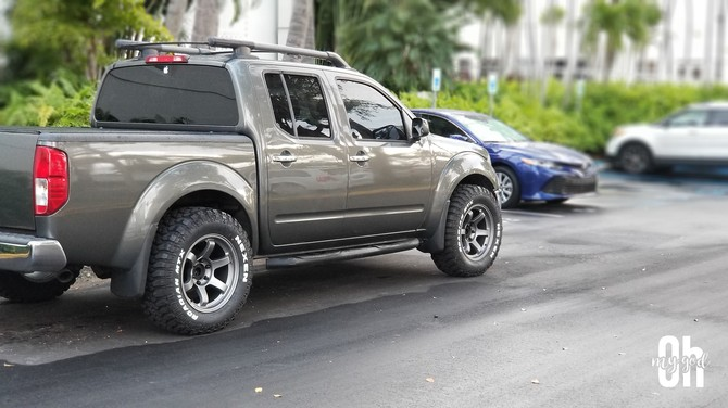 Tire Size Comparison >> FrontierNismo's 2008 Nissan Frontier Crew Cab Nismo