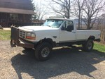 George's 1997 Ford  F350 4x4 5 speed