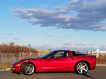 Ginger's 2005 Chevrolet Corvette C6 Coupe Performance Handling Package