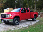 Gmc-Sierra Mickey Thompson Baja ATZ P3