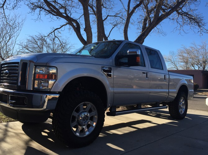 2015 Ford F150 King Ranch Gonzales's 2010 Ford F250 Lariat 4X4 Crew Cab