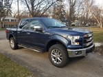 Gregdonttread's 2015 Ford F150 4wd SuperCrew