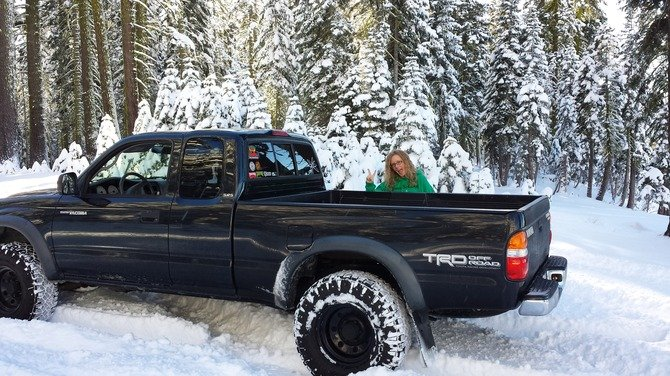 Tire Size Meaning >> Gutter's 2004 Toyota Tacoma 4wd Extra Cab