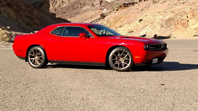 How's 2013 Dodge Challenger R/T