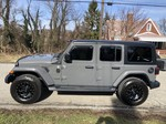 JLU's 2018 Jeep Wrangler Unlimited Sahara