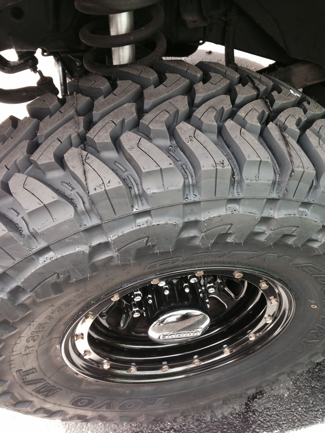 Tire Size Comparison Chart >> Jack's 2000 Dodge Ram 2500 QuadCab 4wd