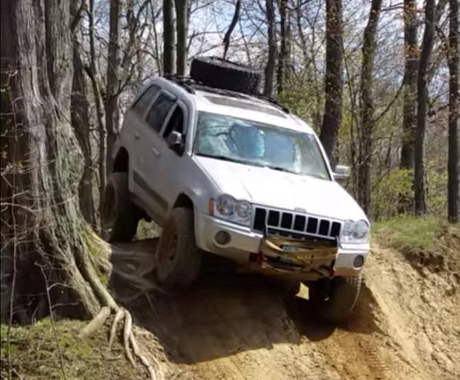 Tire Size Comparison Chart >> Jake65's 2006 Jeep Grand Cherokee Laredo