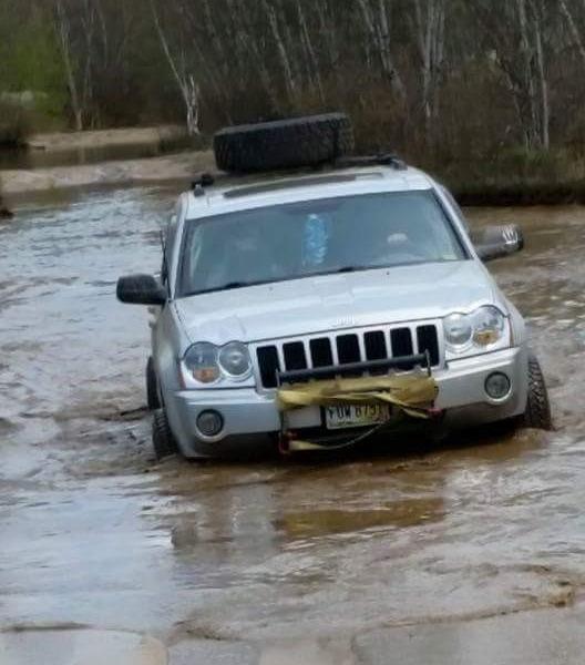 Jake65's 2006 Jeep Grand Cherokee Laredo