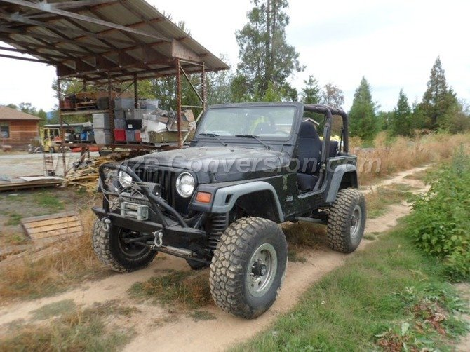 Jason's 1999 Jeep Wrangler Sport