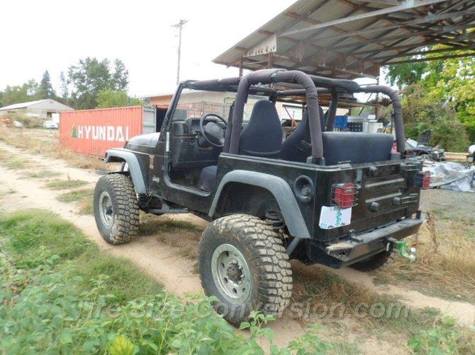 b89720930c1 1999 Jeep Wrangler Tire Size.Jason s 1999 Jeep Wrangler Sport ...