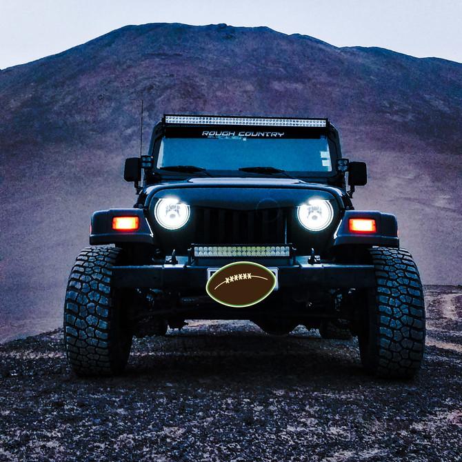 JeepTJ's 2000 Jeep Wrangler Sahara