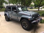 JeepWranglerJKU's 2013 Jeep Wrangler Unlimited Rubicon 10th Anniversary