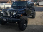 Jeeple's 2017 Jeep Wrangler Unlimited Sahara