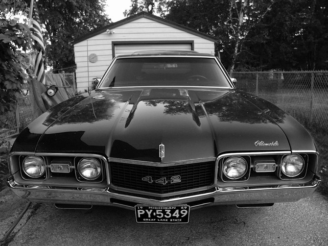 Tire Size Meaning >> JeffreyDixon's 1969 Oldsmobile Vista Cruiser W30 442