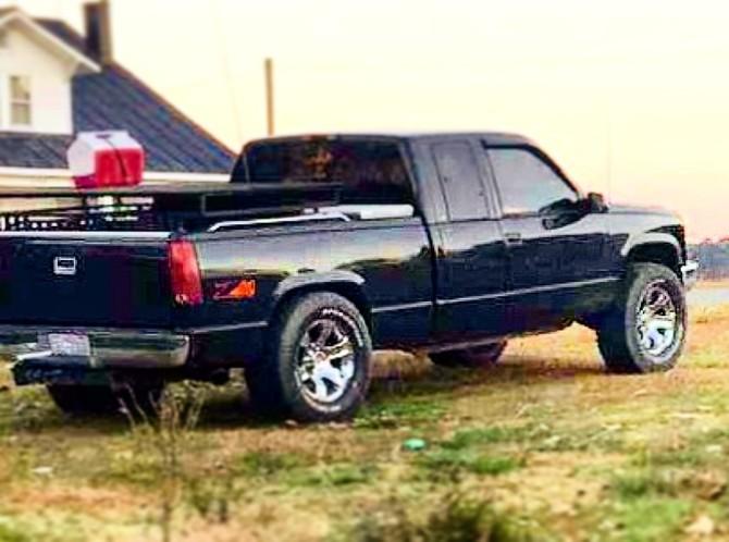 Jeremy S 1997 Chevrolet K1500 Z71 Pick Up