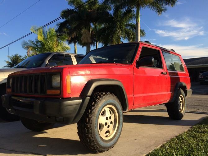 jeremyquinlans  jeep cherokee sport