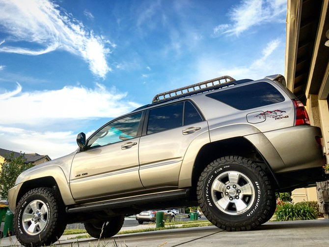 1992 Buick Roadmaster >> JerryMoua4runner's 2004 Toyota 4Runner 4wd SR5 With TPMS